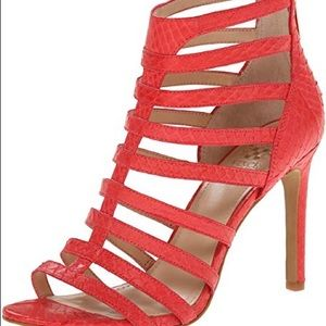 Vince Camuto Shoes - Vince Camuto coral strappy high heel